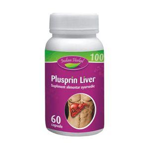 PLUSPRIN LIVER 60 capsule, Indian Herbal