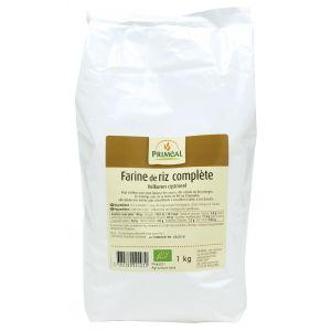 FAINA DE OREZ INTEGRAL BIO 1 kg, Primeal