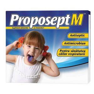 PROPOSEPT M 20 comprimate de supt, Fiterman Pharma