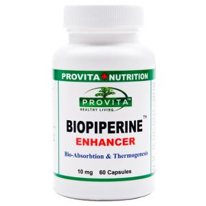 BIOPIPERINE ENHANCER 60 capsule, Provita Nutrition