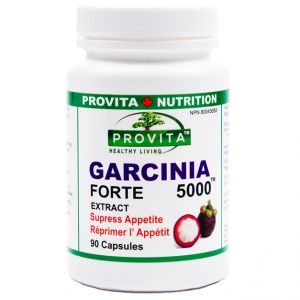 GARCINIA FORTE 5000 mg, 90 capsule, Provita Nutrition