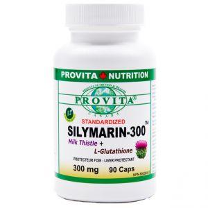 SYLIMARIN-300, 90 capsule, Provita Nutrition