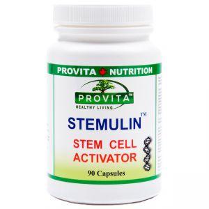 STEMULIN - ACTIVATOR DE CELULE STEM 90 capsule, Provita Nutrition