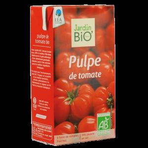 PULPA DE ROSII BIO 500 g, Jardin Bio