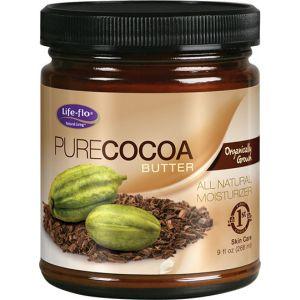 COCOA PURE BUTTER BIO 266 ml, Life-flo