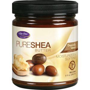 SHEA PURE BUTTER BIO 266 ml, Life-flo