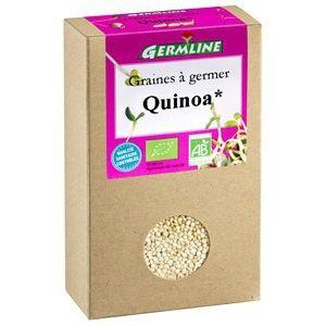 QUINOA ALBA PENTRU GERMINAT BIO, 200 g, Germline