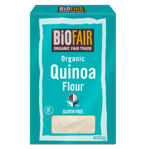 FAINA DE QUINOA BIO, 400 g, Biofair