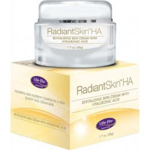 RADIANT SKIN HA CREAM 50 ml, Life-flo