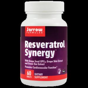 RESVERATROL SYNERGY 60 tablete, Jarrow Formulas