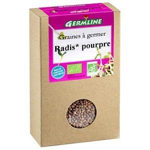 RIDICHE PURPURIE PENTRU GERMINAT BIO, 100 g, Germline