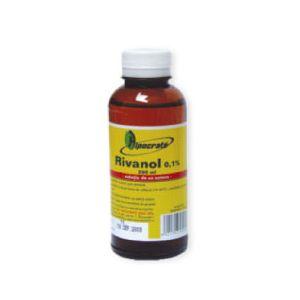 RIVANOL 0,1%, 200 ml, Hipocrate
