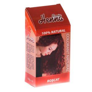 HENNA ROSCAT - PULBERE 100 g, Sonia Henna