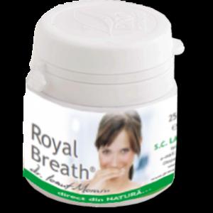ROYAL BREATH, 25 capsule, Laboratoarele Medica
