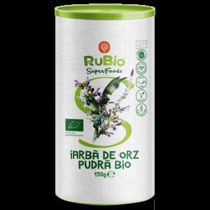 IARBA DE ORZ PULBERE BIO 150 g, Vedda Rubio