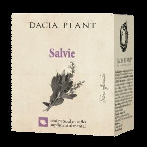 SALVIE, Ceai 50 g, Dacia Plant