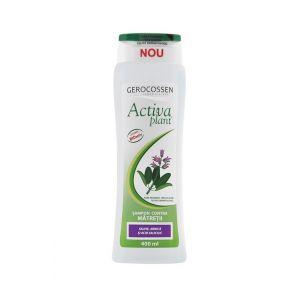 SAMPON CONTRA MATRETII -  ACTIVA PLANT 400 ml, Gerocossen