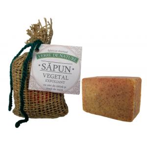 SAPUN VEGETAL EXFOLIANT 100 g, Manicos