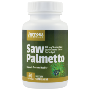 SAW PALMETTO 160 mg, 60 capsule, Jarrow Formulas