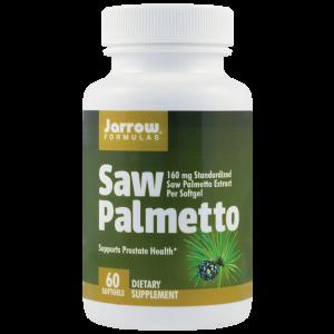 SAW PALMETTO 160 mg, 60 capsule, Jarrow Formulas