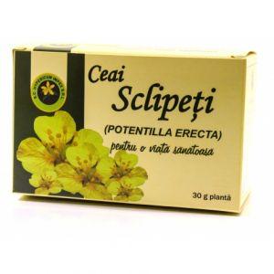 SCLIPETI, Ceai 30 g, Hypericum Impex
