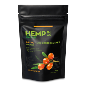 SHAKE PROTEIC DE CANEPA - FIT SHAKE UP IMUNO BIO 300 g, Canah