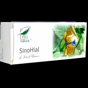 SINOHIAL, 30/60 capsule, Laboratoarele Medica