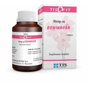SIROP CU ECHINACEA 100 ml, Tis Farmaceutic