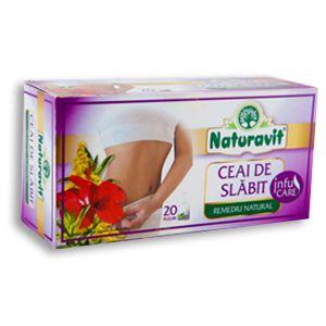 CEAI DE SLABIT, 20 doze, Naturavit