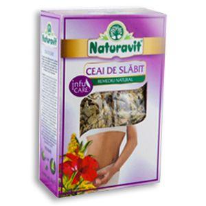 CEAI DE SLABIT, 50 g, Naturavit