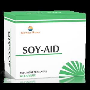SOY-AID 60 capsule, Sun Wave Pharma