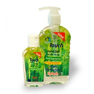 GEL DE MAINI ANTIBACTERIAN SPLASH 59 ml, Touch