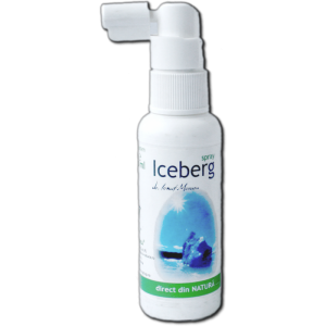 ICEBERG SPRAY, 50/200 ml,  Laboratoarele Medica