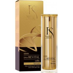 SERUM PENTRU REVITALIZARE STEM CELLS DNA REVITAL 30 ml, Fytofontana Cosmeceuticals