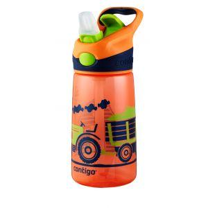 STICLA DE APA PENTRU COPII DIN TRITAN FARA BPA - KIDS STRIKER 420 ml, Contigo