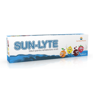 SUN-LYTE 8 plicuri x 62.5 ml, Sun Wave Pharma