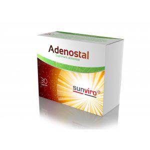 ADENOSTAL, 30 capsule, Sun Viro