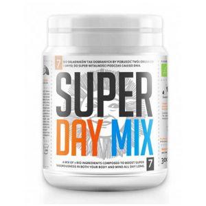 SUPER DAY MIX PULBERE BIO 300 g, Diet Food