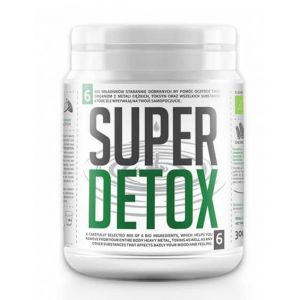 SUPER DETOX PULBERE BIO 300 g, Diet Food