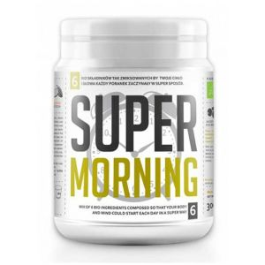 SUPER MORNING MIX PULBERE BIO 300 g, Diet Food