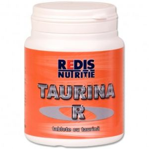 TAURINA-R 500 mg, 100 tablete, Redis
