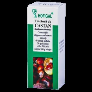 CASTAN, Tinctura 50 ml, Hofigal