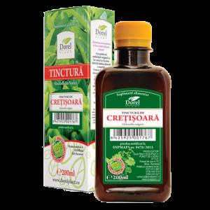 CRETISOARA, Tinctura 200 ml, Dorel Plant