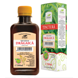 DRAGAICA, Tinctura 200 ml, Dorel Plant