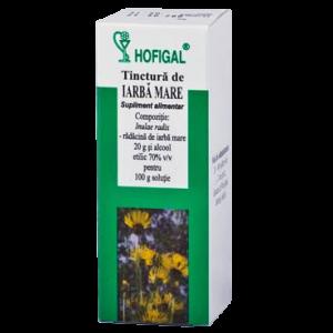 IARBA MARE, Tinctura 50 ml, Hofigal
