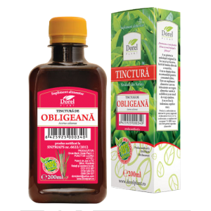 OBLIGEANA, Tinctura 200 ml, Dorel Plant