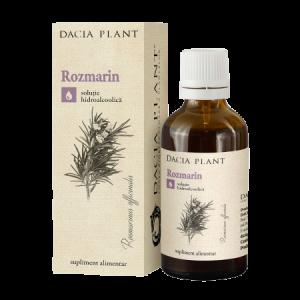ROZMARIN, Tinctura 50 ml, Dacia Plant