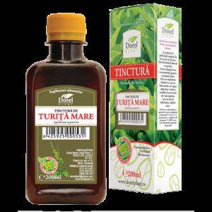 TURITA MARE, Tinctura 200 ml, Dorel Plant