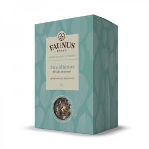 TIROIDIANUS, Ceai 90 g, Faunus Plant