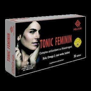 TONIC FEMININ 30 comprimate, Ac Helcor